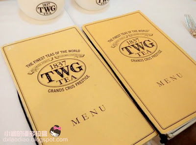 TWG, high tea, mid valley