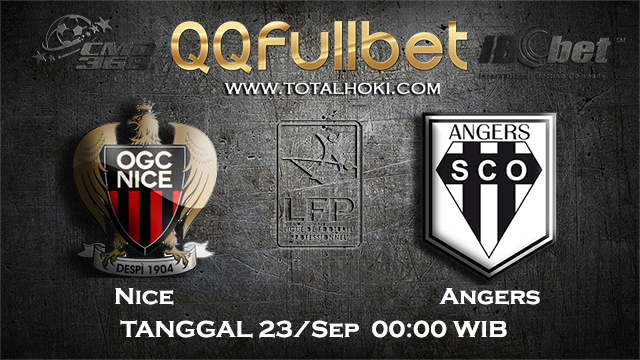 PREDIKSIBOLA - PREDIKSI TARUHAN BOLA NICE VS ANGERS 23 SEPTEMBER 2017 (LIGUE 1)