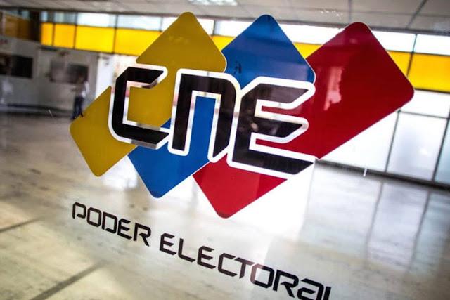 CNE seleccionó a los miembros de mesa para el 20 de mayo