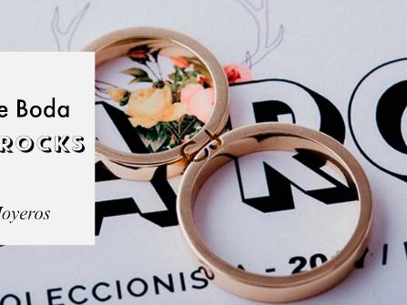 Alianzas de boda by Mi Boda Rocks
