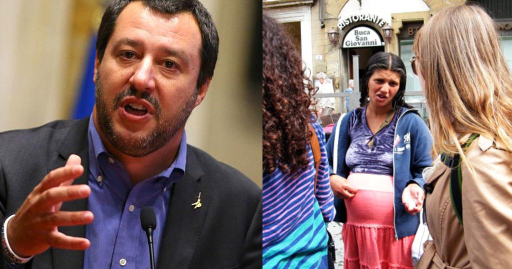Η Ιταλία διώχνει όλους του Ρομά χωρίς άδεια και κάνει επίσημη απογραφή
