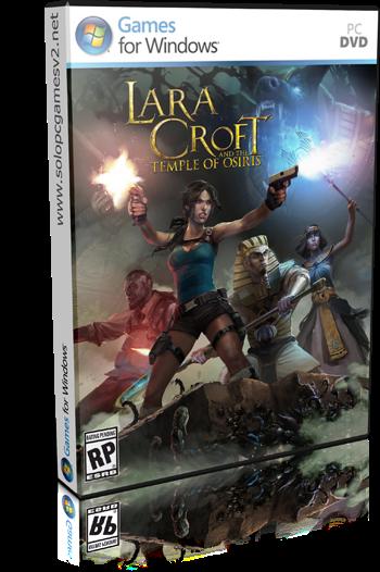 Descarga [PC] Lara Croft and the Temple of Osir-Español