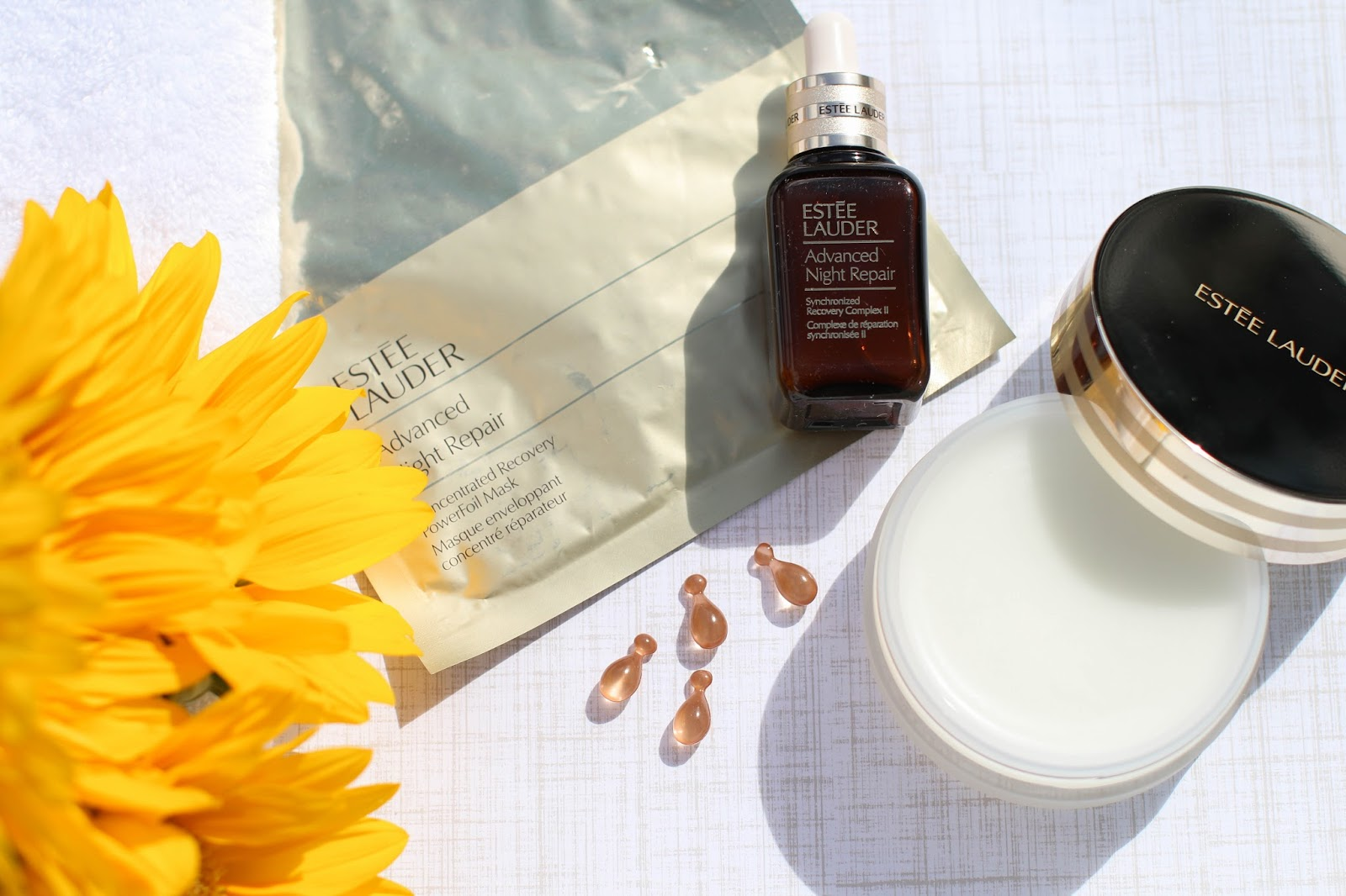 Estee Lauder Advanced Night Repair Collection Review