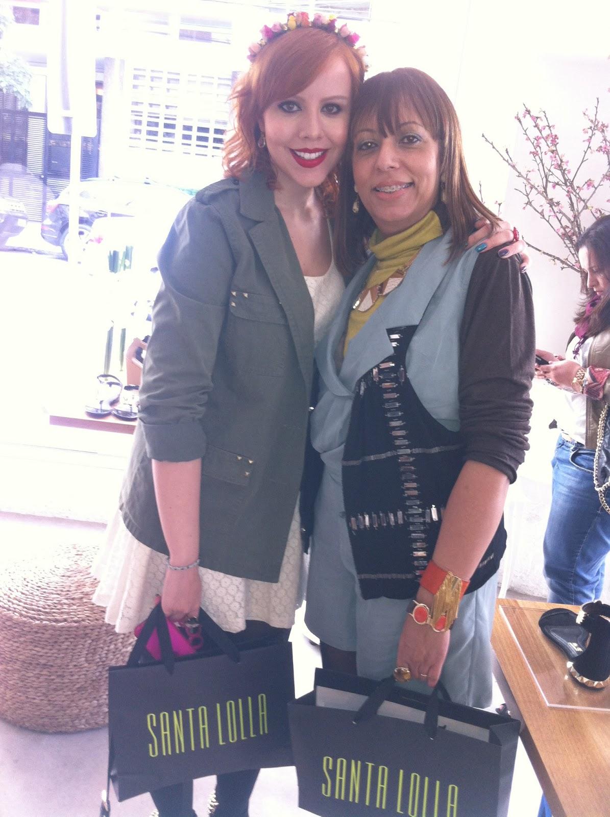 Joyce Nunes e Celina Alves