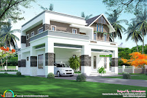 2823 Sq-ft 4 Bhk Modern Home - Kerala Design And