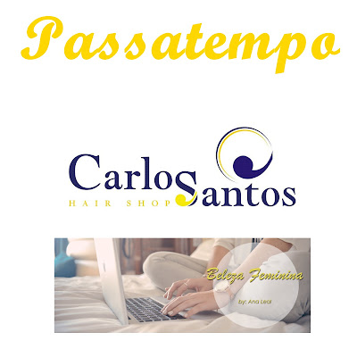 Passatempo Carlos Santos / Beleza Feminina