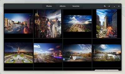 GNOME 3.24 photos