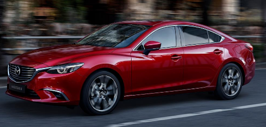The 2017 Mazda 6 - A family sedan with a sporty side