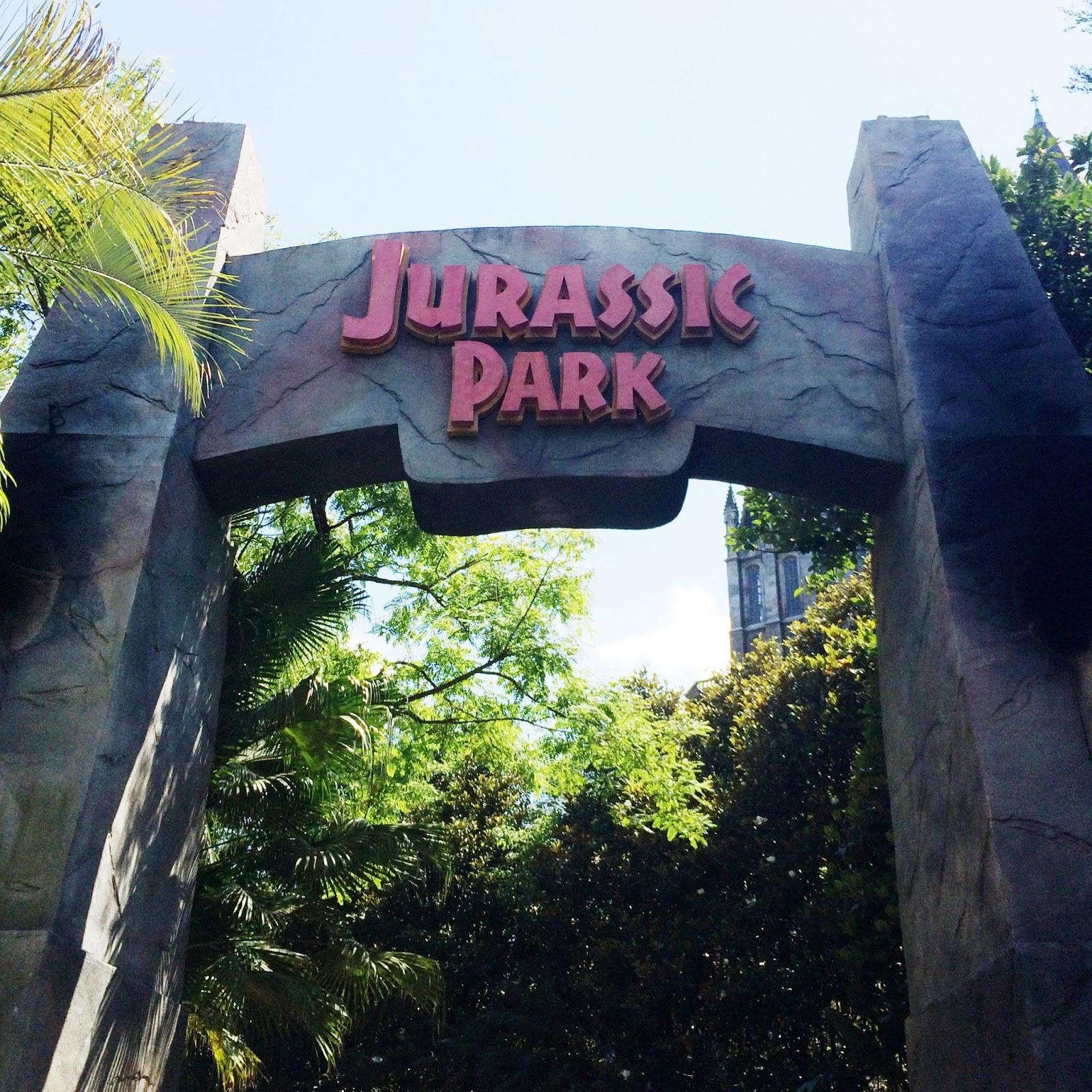 Jurassic Park, Orlando