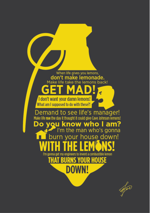 Where Is My Mind?: When Life Gives You Lemons