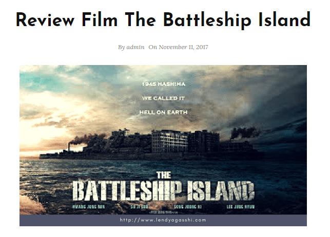 Menulis Review Film