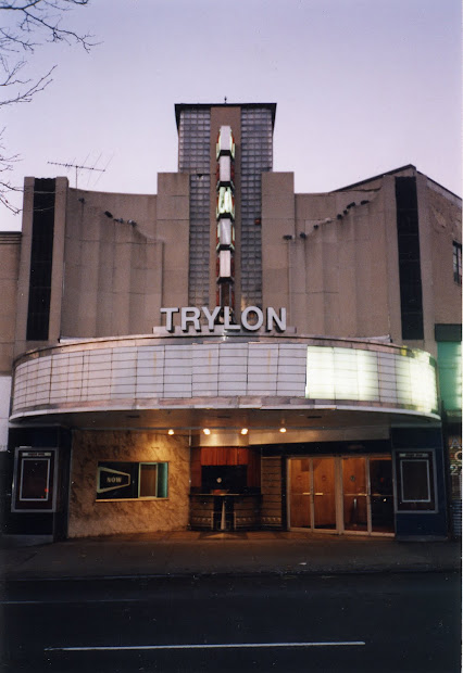 Rego-forest Preservation Council Trylon Theater In Forest Hills Patch - 1939 World' Fair