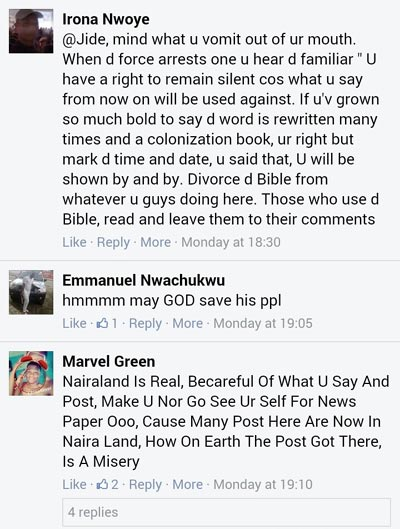 Nigerian gay boasts of how he converted a straight guy to gay
