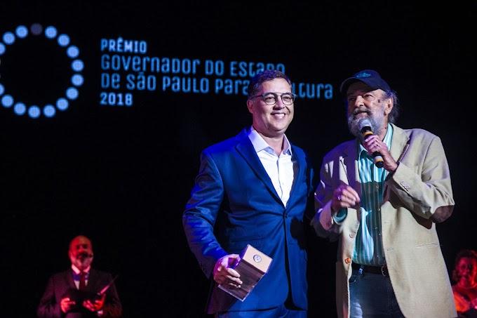 Confira os vencedores do Prêmio Governador do Estado para a Cultura 2018
