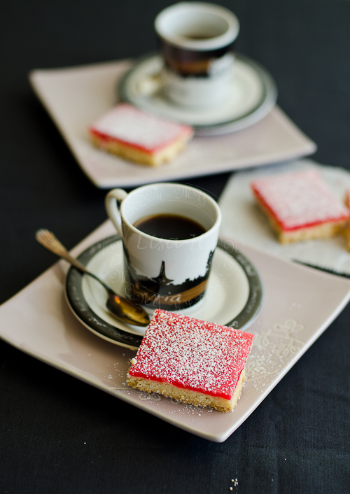 Turkish Delight Slices