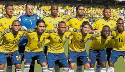 Colombia-Men's-football-team-for-rio-2016