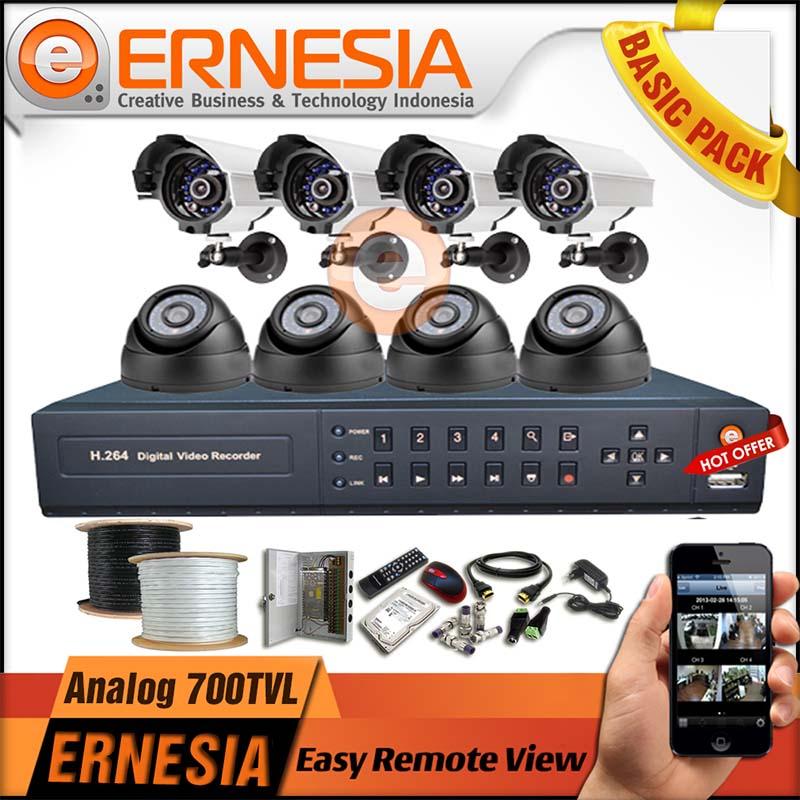 Paket Pasang CCTV ERNESIA