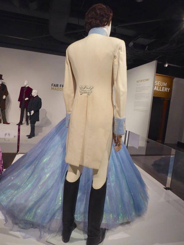 Prince Charming Royal Ball costume back Cinderella