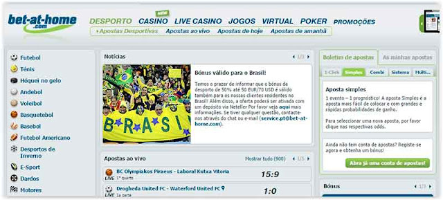 Bet-at-home brasil
