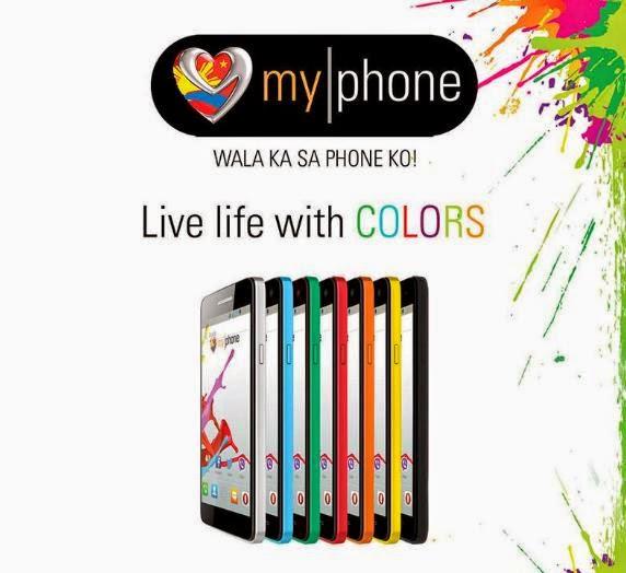 MyPhone Agua Rio, 5-inch HD Quad Core For Only Php4,999