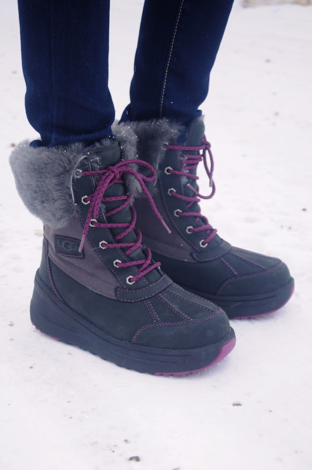 SNOW BOOTS - Wearing the UGG Hoka winter boot » Latter-day