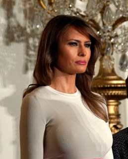 Lady Melania Trump