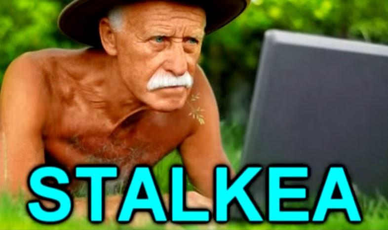 Me Dicen K-Yaaate - El abuelo y la abuela con tablets (Homenaje a la propuesta de Tabaré Vázquez)