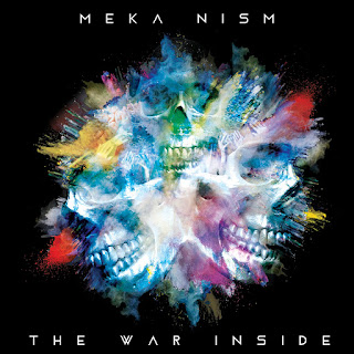 "Το ep των Meka Nism ""The War Inside"""