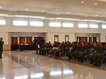 Pangdam XIII/Merdeka Ikuti Minggu Militer Bulan April 2019