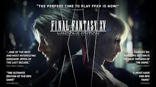 Final Fantasy XV Windows Edition Free Download for PC 04