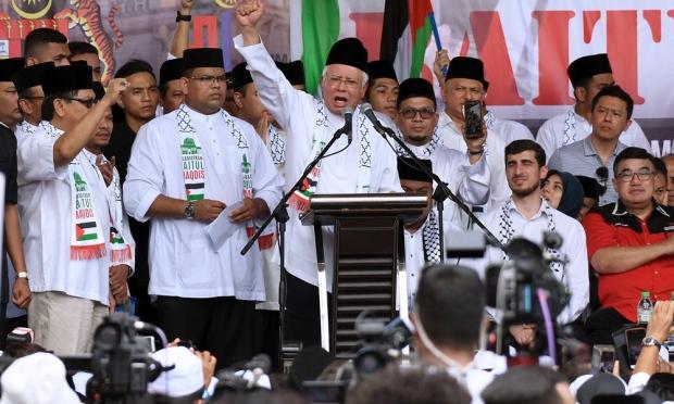 Himpunan Solidariti #SavePalestine Ke Seluruh Negara #Malaysia @NajibRazak #Negaraku