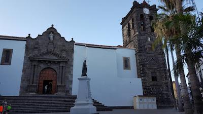 Chiesa di Santa Cruz di La Palma