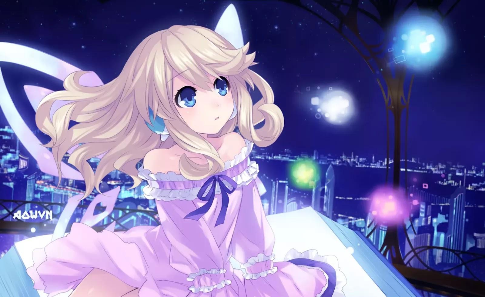 AowVN.org min%2B%252857%2529 - [ Hình Nền ] Game Hyperdimension Neptunia cực đẹp | Anime Wallpapers