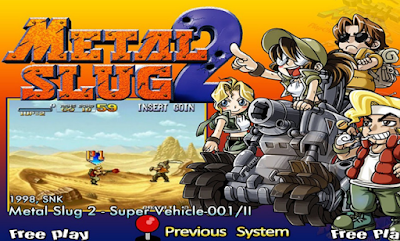 Download Download Metal Slug 2 ISO/CSO PSP PPSSPP High Compress For Android
