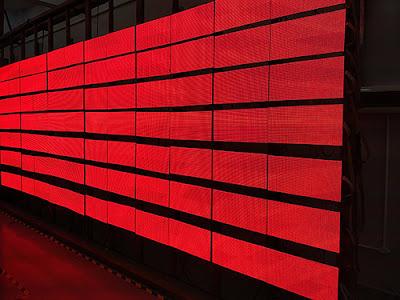 Đơn vị thi công màn hình led p4 chính hãng tại Hải Dương