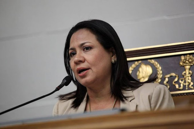 Diputada adeca afirma que la oposición quiere evitar una intervención militar en Venezuela