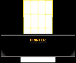 Yang Harus Diperhatikan Agar Tidak Salah Saat Nge-Print Label Undangan
