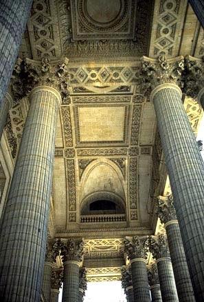 The Pantheón - Paris, France