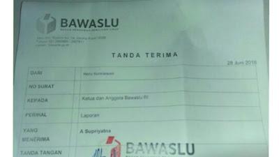 Sepekan Surat Sekjend KPU RI Terlantar Di Jambi. MPP : Bahaya Laten Mengancam Demokrasi