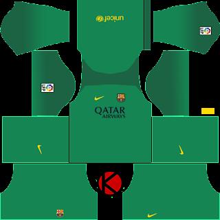 Barcelona Kits 2013/2014 - Dream League Soccer