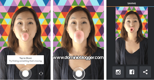 Crea videos divertidos con Boomerang de Instagram