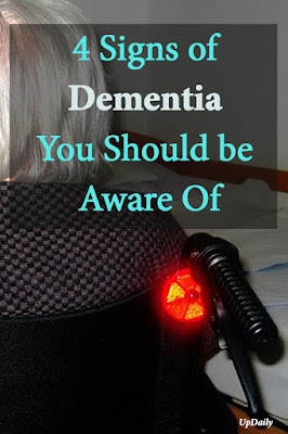 4 Signs of Dementia You Should be Aware Of