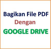 Cara Berbagi File PDF Menggunakan Google Drive