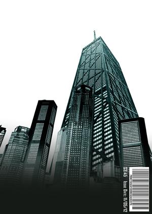 Magazine Cover Design Stage 4