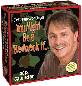 You Might Be A Redneck If.. 2018 Day-to-Day Calendar