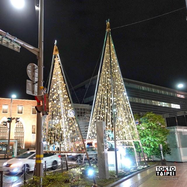 【金箔Kirara】聖誕樹上閃亮亮的光 不是燈泡是金箔