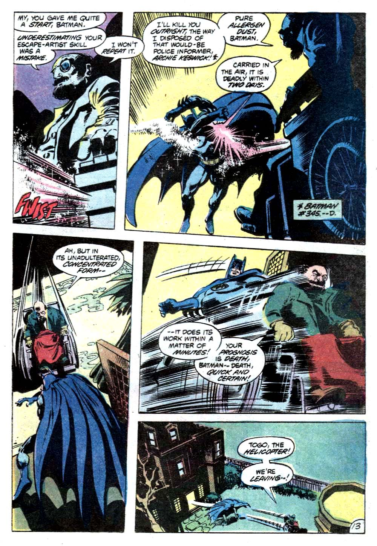 Detective Comics (1937) 512 Page 13