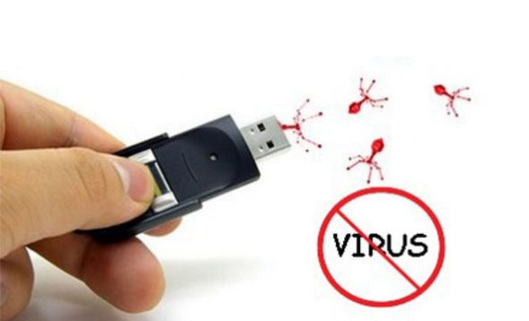 Antivirus Flashdisk