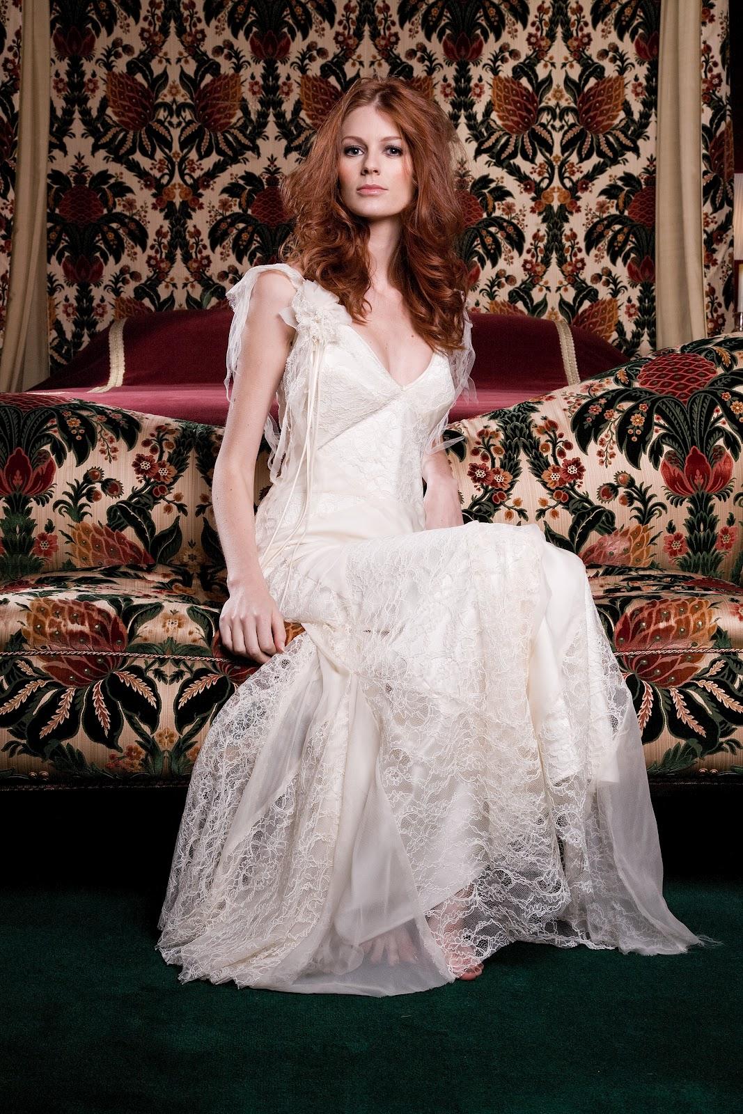 Interview With Wedding Dress Designer - Martin Charles
