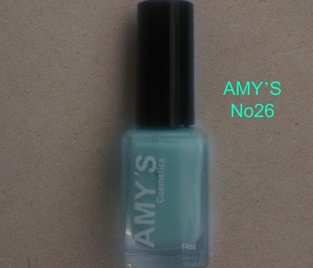 AMY'S No26